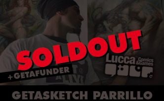 Getascketch Parrillo Soldout